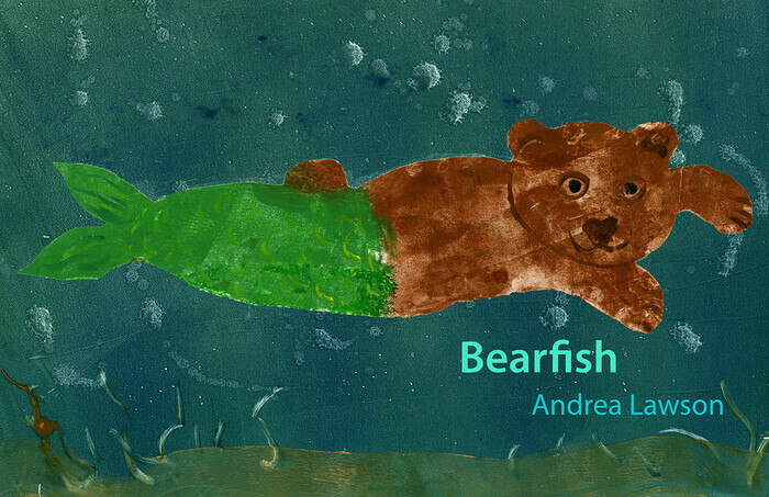 Bearfish Wordless Picture Book