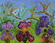 Rite of Spring Adorationof the Earth:  Iris Dancers