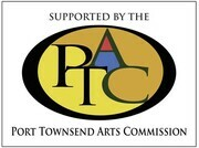 This project is sponsored in part by the City of Port Townsend Arts Commission