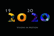 Visions in Motion Logo with date